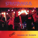 Cover : Live! Visions of Europe